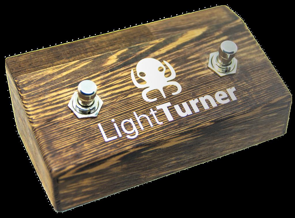 light turner dark